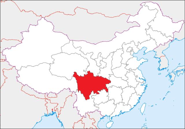 Sichuan (四川)