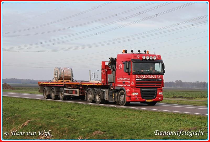 BX-VV-39-BorderMaker - Zwaartransport 3-Assers