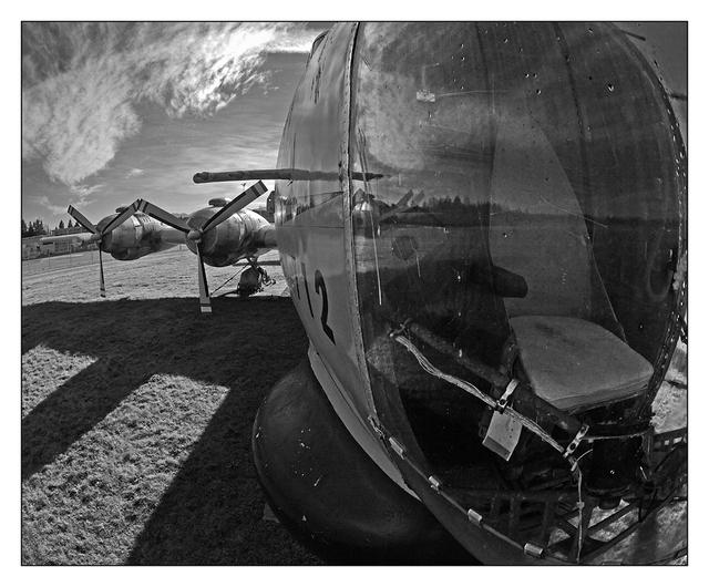 Air Park 2015 4 Black & White and Sepia