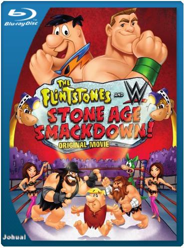 Los Picapiedra y WWE: SmackDown en la Edad de Piedra (2015) BRRip 1080p Español Latino