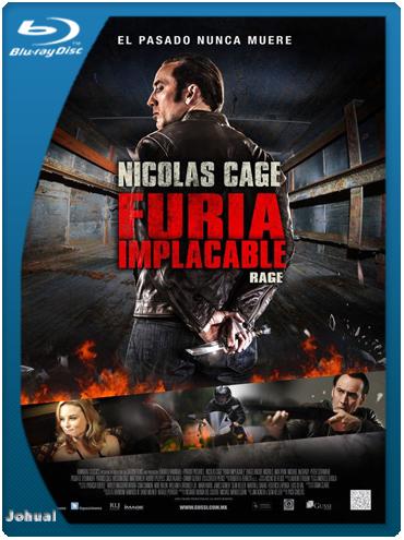 Furia Implacable (2014) BRRip 1080p Español Latino
