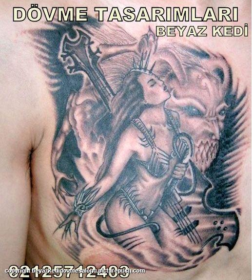dövme modelleri Profesyonel Dövme Salonu Tattoo Piercing