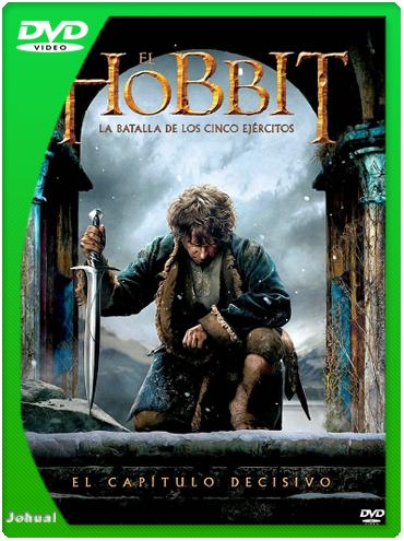 El Hobbit: La Batalla De Los Cinco Ejércitos (2014) WEBRip Español Latino