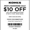kohls coupon - DepartmentCoupons