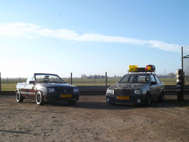 Cabrio en TR 097F Cabrio / TR