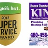 Plumbing Mesa AZ - King Plumbing, Heating & AC...