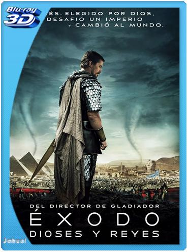 Éxodo: Dioses y Reyes (2014) 3D SBS BRRip 1080p Español Latino