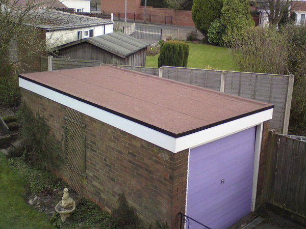 Roofers in Sutton Flat Roofing Services UK