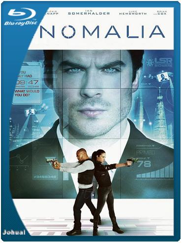 Anomalía (2014) BRRip 720p Español Latino