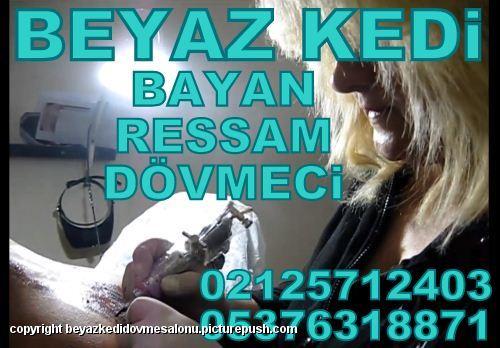dövme salonu bakırköy Profesyonel Ressam Bayan Dövmeci İstanbul Dövme Salonu