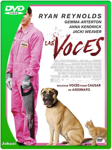 Las Voces (2014) DVDRip Español Latino