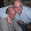 Bij Ruud en Will 02-03-09 3 - Bij de achterburen