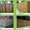 wood - Artemisa Fence
