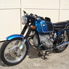 SOLD.....2973281 '70 R75/5 SWB, Blue. 87,500 Mi. Starts easily. Runs GREAT! Very strong.