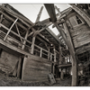 Mclean Mill 2015 9 - Black & White and Sepia