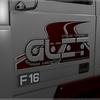 F16 CAB GLIT - GLIT