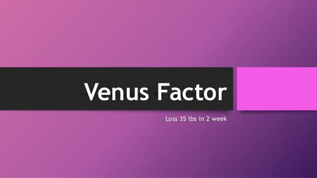 venus factor 1 venus factor review