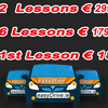 driving lessons Prices dubl... - Picture Box