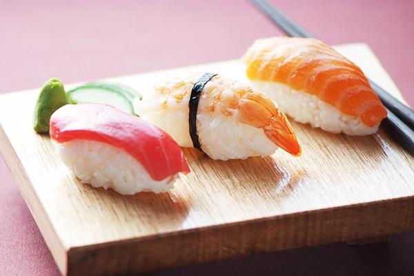 Sashimi Food Photography