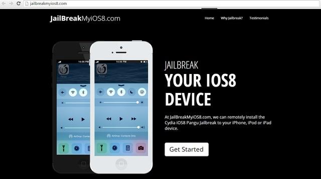 Jailbreak iOS 8 iOS 8 Jailbreak Online