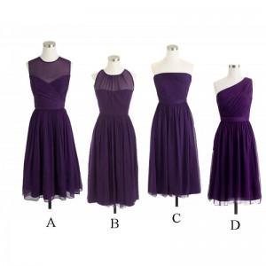 purple bridesmaid dresses 2-300x300 Buy cheap bridesmaid dresses