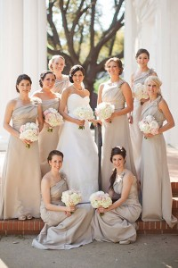 one-shoulder-gowns1 jlm-couture-200x300 Okbridalshop offers mismatched bridesmaid dresses
