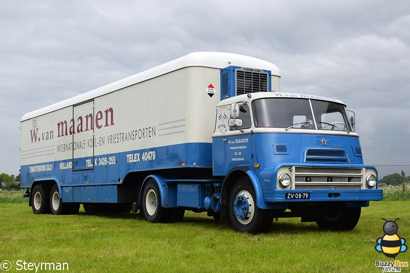 DSC 9540-BorderMaker - Oldtimer Truck Treffen Toldijk 2015