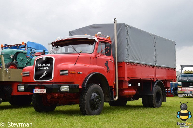 DSC 9458-BorderMaker - Oldtimer Truck Treffen Toldijk 2015
