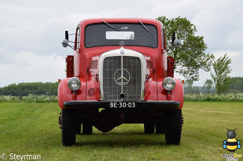 DSC 9719-BorderMaker - Oldtimer Truck Treffen Toldijk 2015
