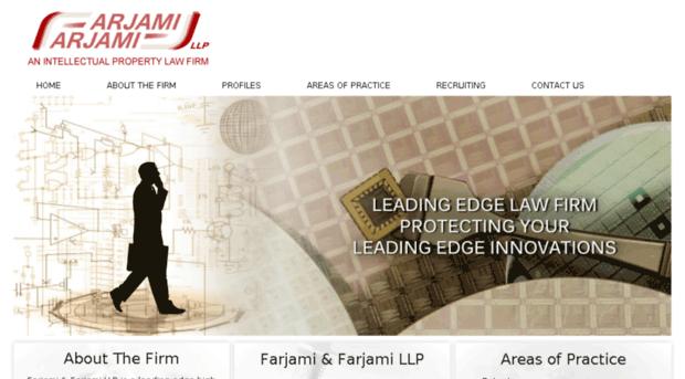 Farjami & Farjami LLP Picture Box