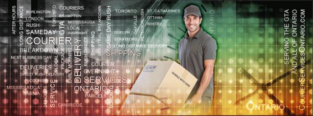 Courier Service Toronto Same Day Courier Toronto