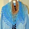 DSC 0785 - Mijn zelf gemaakte sjaals