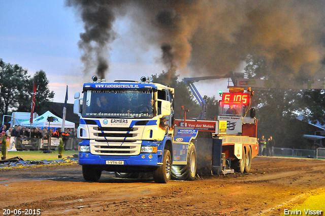 20-06-2015 truckrun en renswoude 1303-BorderMaker 20-06-2015 Renswoude Totaal