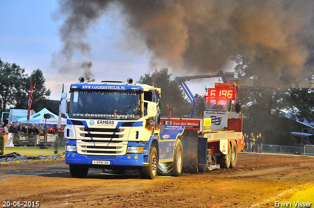 20-06-2015 truckrun en renswoude 1304-BorderMaker 20-06-2015 Renswoude Totaal