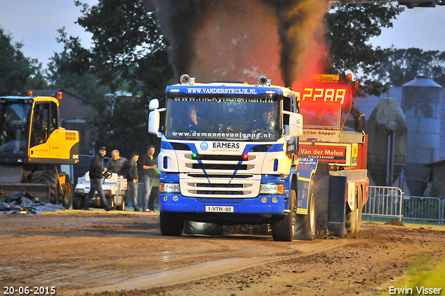 20-06-2015 truckrun en renswoude 1298-BorderMaker 20-06-2015 Renswoude Trucks