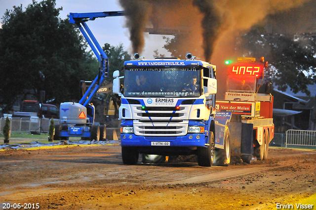 20-06-2015 truckrun en renswoude 1300-BorderMaker 20-06-2015 Renswoude Trucks