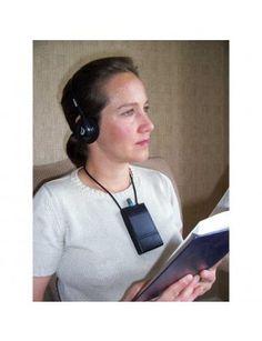 d9d383f8d90c0ad0720a133e412e852b Oval Window Induction Loop Receiver with Headphones