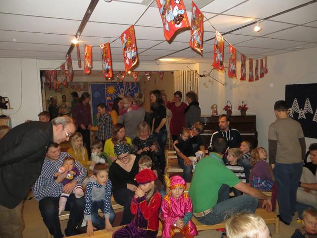 IMG 4362 Sinterklaas 2014 Jyväskylä