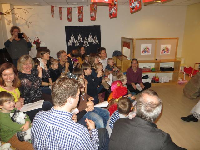 IMG 4369 Sinterklaas 2014 Jyväskylä