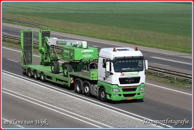 BZ-LH-45-BorderMaker Zwaartransport 3-Assers