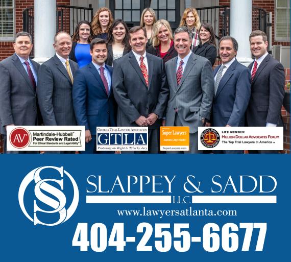 atlanta workers compensation atlanta Slappey & Sadd, LLC