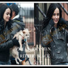 VIOLET KRYSTEN RITTER BLACK... - Samish Leather Jackets