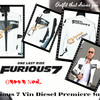 Furious 7 Vin Diesel Premie... - Samish Leather Jackets
