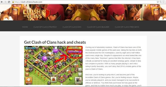 Clash of Clan Cheats Clash of Clans Hack Apk