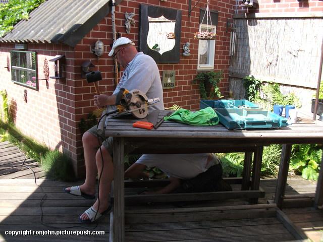 Buitenbar en plantenbakken 16-07-15 (22) De grote tuinklusdag 16-07-15