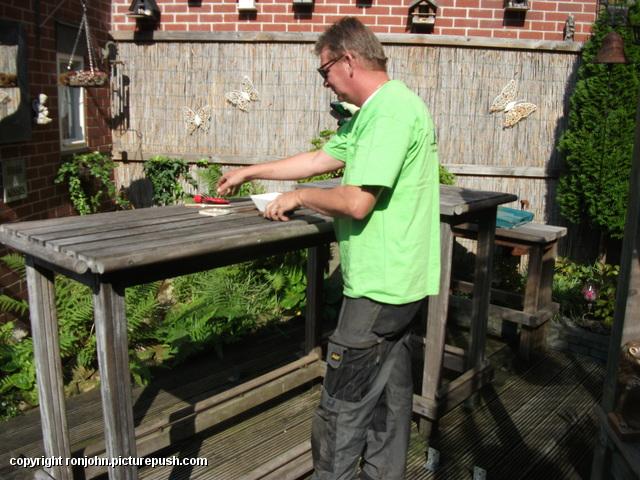 Buitenbar en plantenbakken 16-07-15 (01) De grote tuinklusdag 16-07-15
