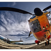 Copter fisheye 01 - Aviation