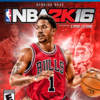 Rose2K16PS4Cover - NBA