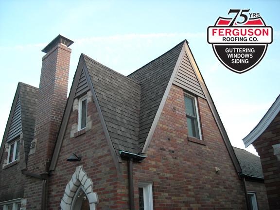 Shingle St Ferguson Roofing