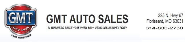 Used cars Florissant GMT Auto Sales